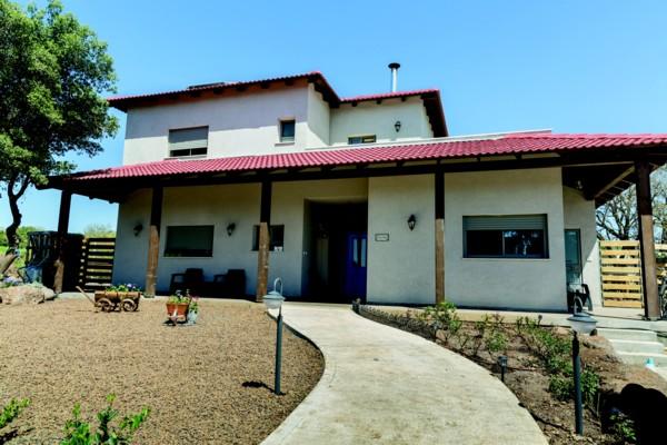 בית בבנייה
